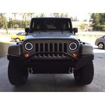 Faro Led Principal Jeep Wrangler Jk Sahara Rubicon 7 Pulg