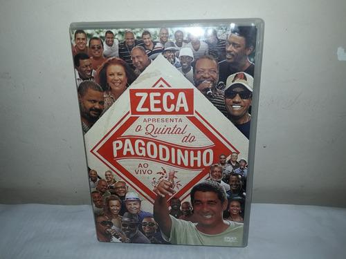 dvd quintal do zeca pagodinho 2012