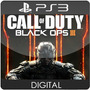 Call Of Duty Black Ops 3 Ps3 Con Zombies Formato Digital