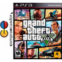 Grand Theft Auto 5 Ps3, V Gta5 Ps3, Juego Original Sellado