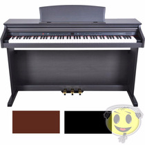 Piano Digital Fenix 88 Teclas Semi Pesadas, Pedais Oferta