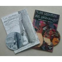 Métodos De Charango Con Cd - Los Secretos Del Charango 1 Y 2