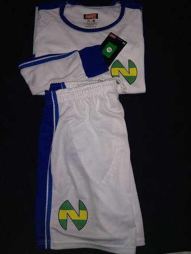 Uniforme Niupi Franjas Azul Rey 2ea4dbae7a1dc