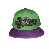 Gorra The Joker Toxic Original Comics Envío Gratis