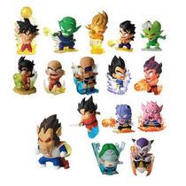 Dragon Ball Z 16 Figuras Coleccionables 5 Cm Goku