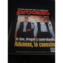 Proceso Ye Gon, Drogas, Aduanas La Conexión # 1602, 2007