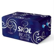 Skol Beats Senses Pack Com 8 Latas De 269ml