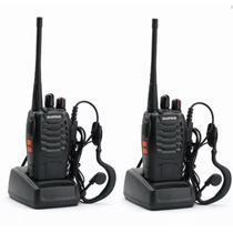 Set De 2 Radios Beofering Walk & Talking Fm Uhf