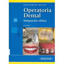 Libro: Operatoria Dental. Integración Clínica - Pdf