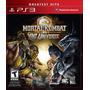 Mortal Kombat Vs Dc Universe Ps3 Fisico Sellado Oferta !!!