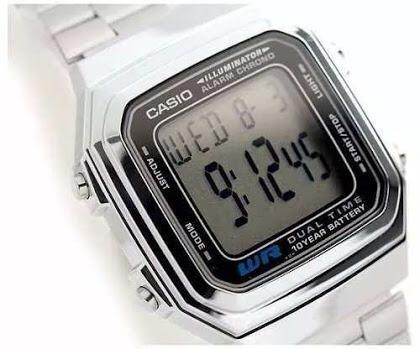 ea40e431f769 Reloj Casio A178w -   483.00 en Mercado Libre