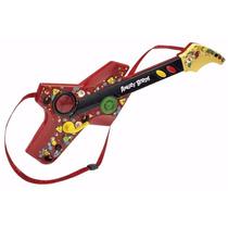 Angry Birds Guitarra Radical - Ravio Infantil Pronta Entrega