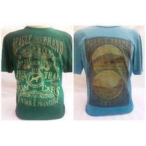 Camiseta Osklen Sérgio K E Várias Marcas 100% Original