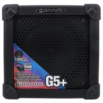 Caixa Cubo Para Guitarra Giannini C/ Overdrive/distorção G5+