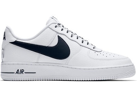 88b5a70024530 Tenis Nike Air Force One 1 Nba Low White black -   1