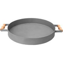 Chapa Bifeteira De Ferro - Disco De Arado Com Bordas 50cm