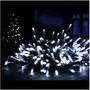 Luces Navidad Led Deco Matrimonio 200 Led 18 Mts Blanco Frio