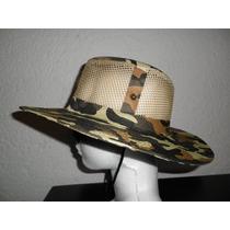 Sombrero Outdoor Red Tactica Militar Safari Pesca Gorra