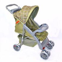 Carrinho De Bebê Berço Para Passeio Love 152 - Reclinável 3