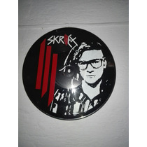 Skrillex Vinyl Adorno