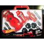 Carro Hot Weels Racing Box Nuevo (juego De Ensamble)