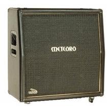 Caixa 300w Gabinete Meteoro P/ Guitarra Jaguar 412 Superior