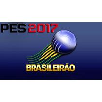 Patch Pes Brasileirao Series A & B 2017 Psp Via Download