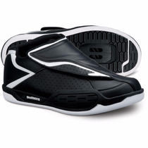 Zapatos Mtb Ciclismo Shimano All Mountain 45 Eu 9 Mx Negro