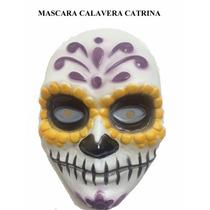 Mascara De Catrina Dia De Muertos