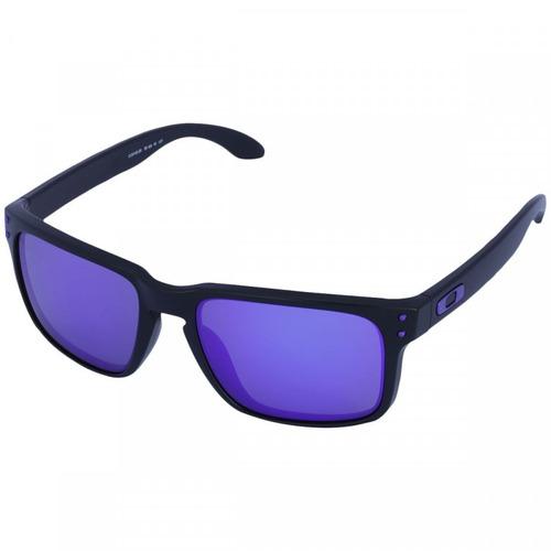 ed84ca4e209 Oakley Holbrook Julian Wilson - Matte Black Violet Iridium - R  470 ...