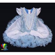 Vestido Tutu Disfraz Cenicienta Modelo Disney