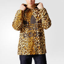 Remera Adidas Originals Leopard Jeremy Scott Mcvent.club