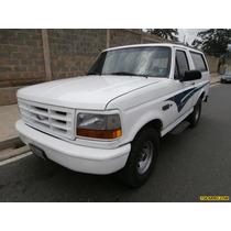 Ford Bronco Flash Xl - Sincronico