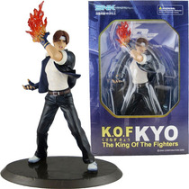 The King Of Fighters - Figura Kyo Kusanagi 20cm ,kof,snk