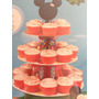 Torre Base Y Moldes Para Cupcakes Mickey Mouse