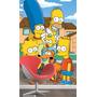 Adesivo Papel Parede Quarto Infantil Bart Simpsons M07