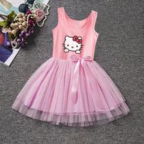 Hermoso Vestido De Nena En Rosa Y Falda De Tutu Envio Inmedi