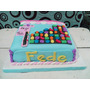Torta Candy Crush Zona Sur Envios!