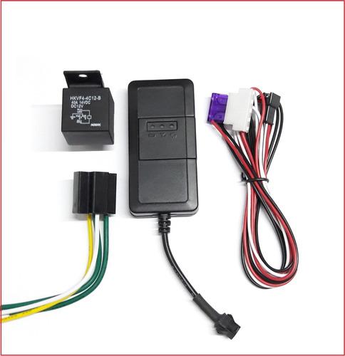 5 X Rojo-Dispositivo de rastreo GPS inteligente-Pegatinas-vehículo Tracker Fortwo Seguridad alarma