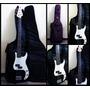 Bajo Fender Squier Precision Affinity Series ::: Usado :::