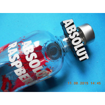 Absolut Vodka Raspberri Botella Vacia Especial Coleccion