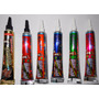 Set 6 Colores Henna Para Tatuajes Temporales Tubos 25gr.<br><strong class='ch-price reputation-tooltip-price'>$ 19.990</strong>
