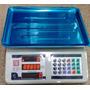 Balanza De 40kg Digital Recargable Calcula Precio Y Peso