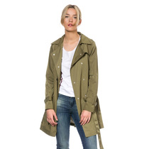 Impermeable Trench Classique