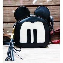 Bolsa Mickey Feminina Minnie Disney Soho Lançamento Promoção