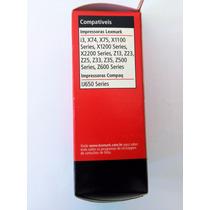 Cartucho Lexmark 27 10n1193 Colorido - Vencido