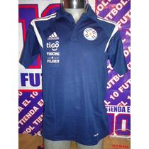 Camisa Polo Paraguay Seleccion Futbol Soccer