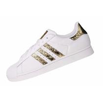 Zapatillas Adidas Originals Superstar Ii Bling Unicas