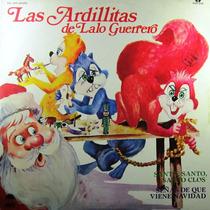 Las Ardillitas De Lalo Guerrero - Santo Santo Clos Lp