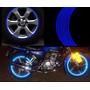 Cinta Reflectiva Curva Para Motos Carros Y Bicicletas